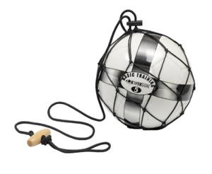 Kwik Goal Kwik Kicker Black Drawstring Soccer Trainer