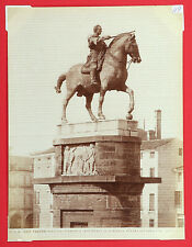 119-ALBUMNA<ITALIA_PADOVA>PIAZZA DE S. ANTONIO MONUMENTO AL GRAL ERASMO CATTAMEL