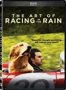 The Art of Racing in the Rain DVD - Brand New and Free Shipping!