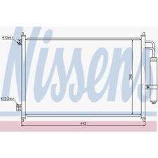 Nissens Kondensator, Klimaanlage Nissan X-Trail 940121 Nissan X-Trail T31