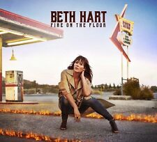 BETH HART FIRE ON THE FLOOR CD (Released 14th October 2016)