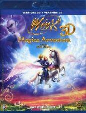 Blu Ray Winx Club - Magica Avventura (Special Edition) (2D+3D)   ......NUOVO