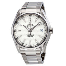 Omega Seamaster Aqua Terra Automatic Black Dial Mens Watch 23110422102006