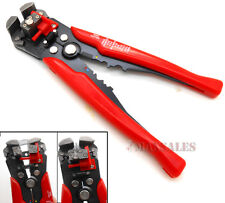 Automatic Wire Stripper Cutter Crimping Plier Multifunctional Terminal 10-26 AWG