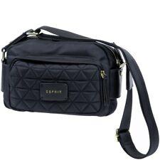 Esprit Damen Handtasche Farbe Blau Tasche Schultertasche Crossover Umhängetasche