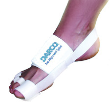 Darco TAS Toe Alignment Splint Hallux Valgus, Hammer Toe and Tailor's Bunion