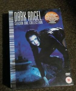 Dark Angel DVD Boxset Complete Season 1 21 episode Jessica Alba