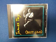 TAYLOR JAMES - BEST LIVE. CD