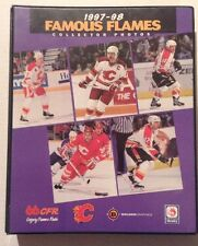 1997-98 FAMOUS FLAMES COLLECTOR PHOTOS