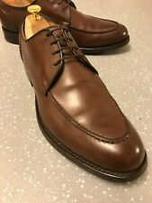 Men's Church's Brown Leather Country Style Lace Up Shoes UK 8.5 F EU 42.5 US 9.5
