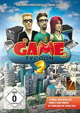 Game Tycoon 2 (PC, 2016, DVD-Box)