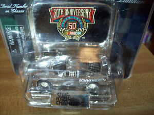 MARK MARTIN #6 PLATINUM PLATED COMMEMORATIVE SERIES  W/ MEDALLION 1998 1 of 9998