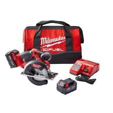 """Milwaukee 2782-22 M18 FUEL 5-3/8"""" Brushless Metal Circular Saw Kit - New"""