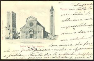 Basilica di S. Zeno Maggiore - Verona (Veneto) - 2122