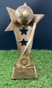 Football Parents Player Resin Trophy
