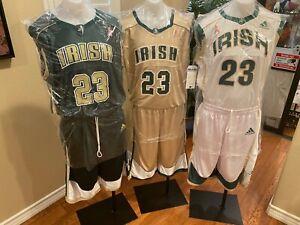 Lebron James High School Uniforms (3) Complete Game Worn Uniforms MEARS,GF LOAs!