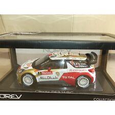 CITROEN DS3 WRC RALLYE MONTE CARLO 2013 S. LOEB NOREV 1:18 1er
