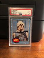2019 Topps Star Wars Living Set Dengar #12 PSA 9 Mint