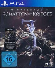 Mittelerde 2 Ps-4 Schatten Des Krieges [DE-Version] - Playstation NEU