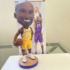 Kobe Bryant Memorial Bobblehead Resin Mascot Bobble For NBA , Los Angeles Lakers