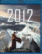 BLU-RAY   - 2012 EX ROLAND EMMERICH FILM