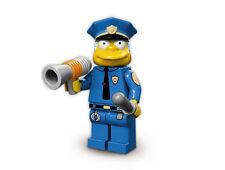 LEGO®Minifigures / Minifiguras 71005 The Simpsons Minifira Jefe de Policia (New)