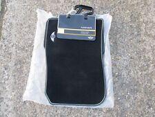 Original Mini R60 Countryman Fußmatten Velour Schwarz Neu vorne und hinten