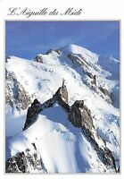 France Chamonix Le Mont Blanc L'Aiguille du Midi