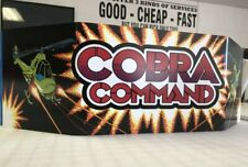 TIN SIGN C487 Missle Command Arcade Game Room Shop Marquee Metal Sign Decor