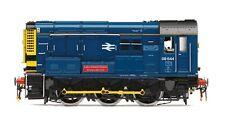 Hornby R3485 - BR Class 08 Diesel Shunter, 08644 Retro BR Blue (FGW) - New. (00)