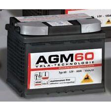 Batteria accumulatore AGM - VRLA 60 A 12 V