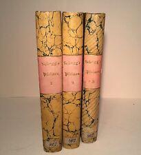 """Bücher """"Die Psalmen"""" 1857,  HERZÖGLICHE BIBLIOTHEK WITTELSBACH, Schloß Tegernsee"""