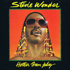 Stevie Wonder - Hotter Than July [New Vinyl LP]
