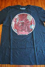 SDCC 2015, IRON MAN & ULTRON Image Changing MEDIUM T-Shirt, Marvel Avengers