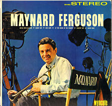 "MAYNARD FERGUSON ""BOSSA NOVA DE FUNK"" JAZZ TRUMPET LP WYNCOTE !"