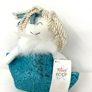 Woof & Poof Blue Sequin Angel 27/38 2013