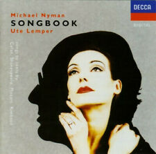 Ute Lemper Michael Nyman - Songbook