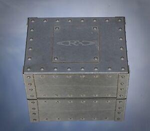 Oakley Large RX Aluminium Box.
