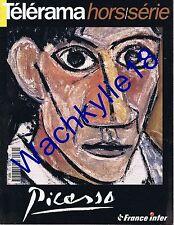 Télérama hors-série n°71 - 1996 Picasso Peinture