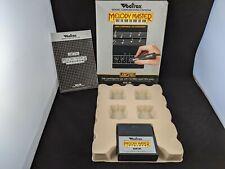 Melody Master Vectrex Game: working, original box, and manual.