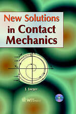 New Solutions in Contact Mechanics by J. Jaeger