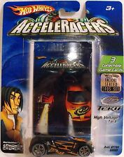 2005 HOT WHEELS ACCELERACERS TEKU HIGH VOLTAGE 7 OF 9 FROM FACTORY SET VHTF