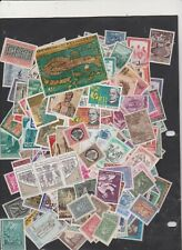 STAMPS WORLDWIDE COLLECTIONS AND LOTS