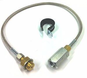 "Remote Oil Pressure Gauge ""T"" Piece M16 x 1.5 (095/6)"