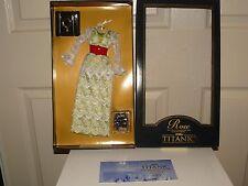 Franklin Mint Titanic Rose Vinyl Doll Tea Dress Ensemble With COA
