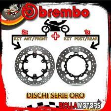 BRDISC-4070 KIT DISCHI FRENO BREMBO KTM SMR R 2014- 690CC [ANTERIORE+POSTERIORE]