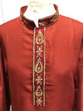Men's Bollywood Style kurta pajama Size 42Was £38