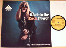 THE JOHN SMITH ROCK COMPANY - Back To The Rock Power (DELTA 1968 / LP vg++/m-)