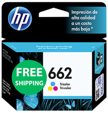 HP 662 TRI-COLOR Original Ink Cartridge Deskjet CZ104AL