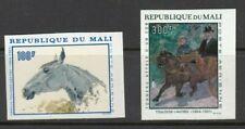 MALI, 1967 Gemälde von Toulouse Lautrec 158-59B **, (29800)